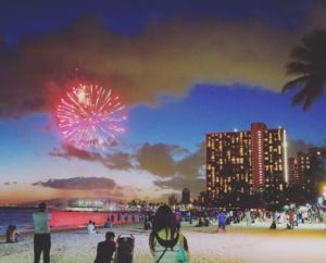 花火(ヒルトン ハワイアンヴィレッジ) @ Hilton Hawaiian Village | Honolulu | Hawaii | アメリカ合衆国