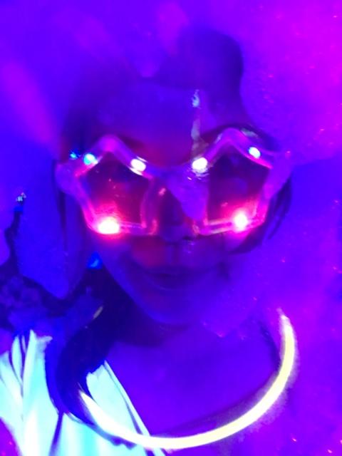 foam glow